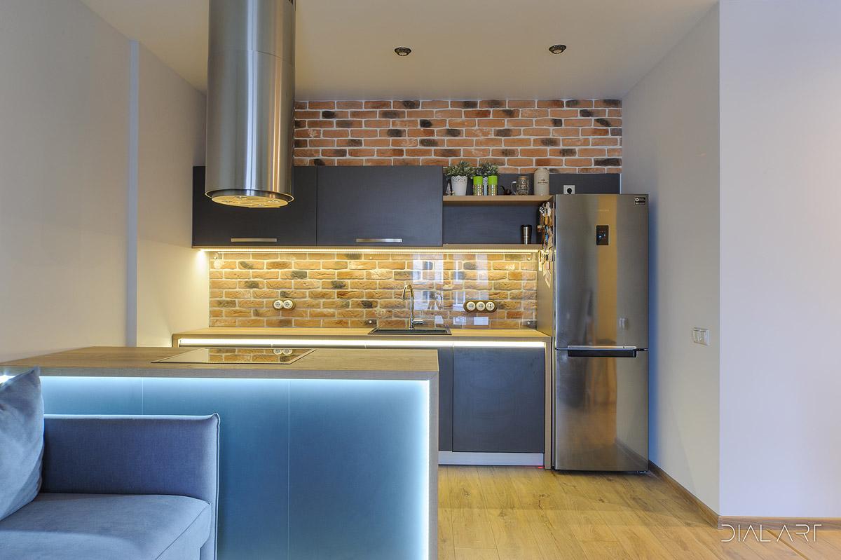Кухни в современном стиле