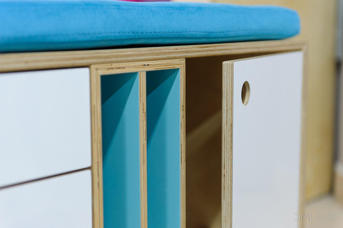 Детская мебель из фанеры